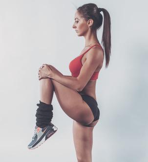 资讯超级简单3式瘦腿瑜伽 一个月见效