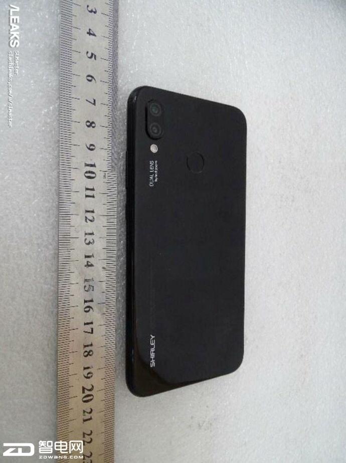 华为P20 Lite真机曝光 iPhone X又该尬笑了